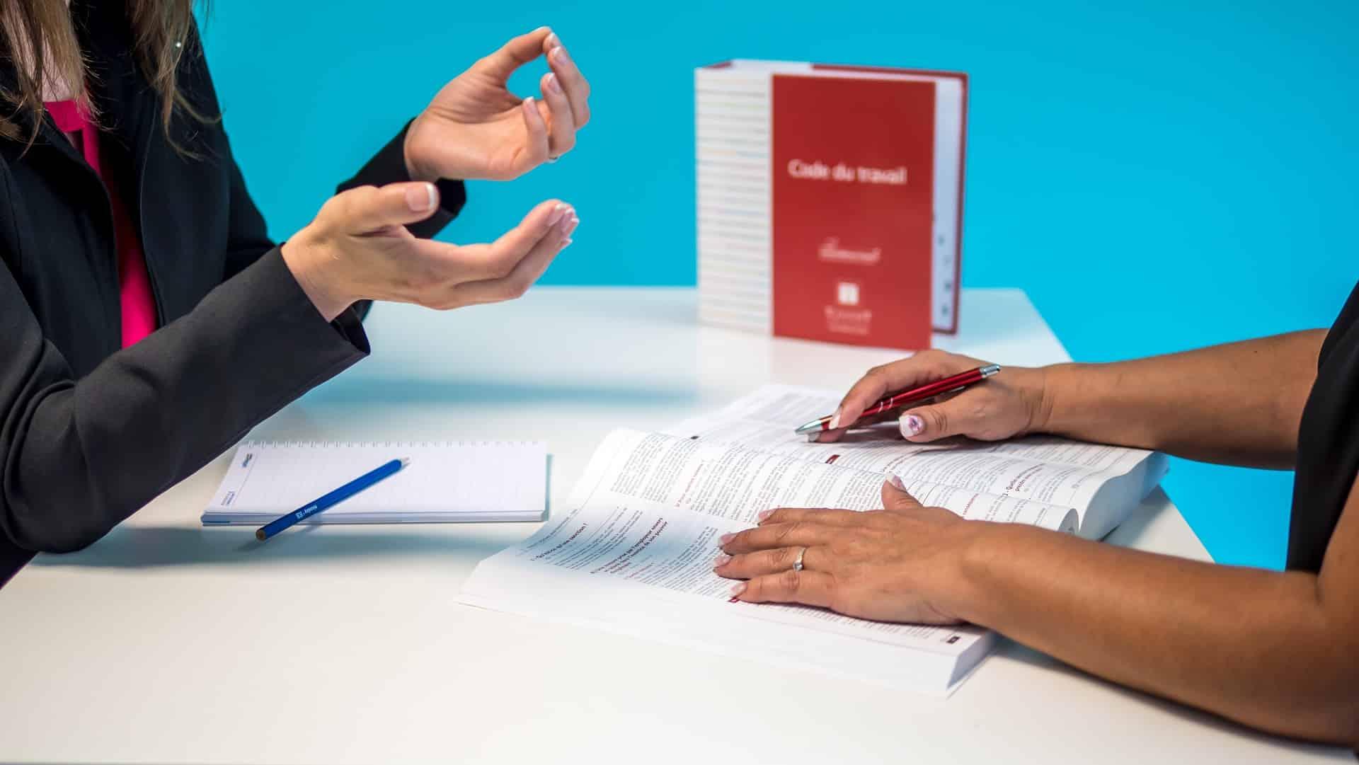 administration du personnel et code du travail