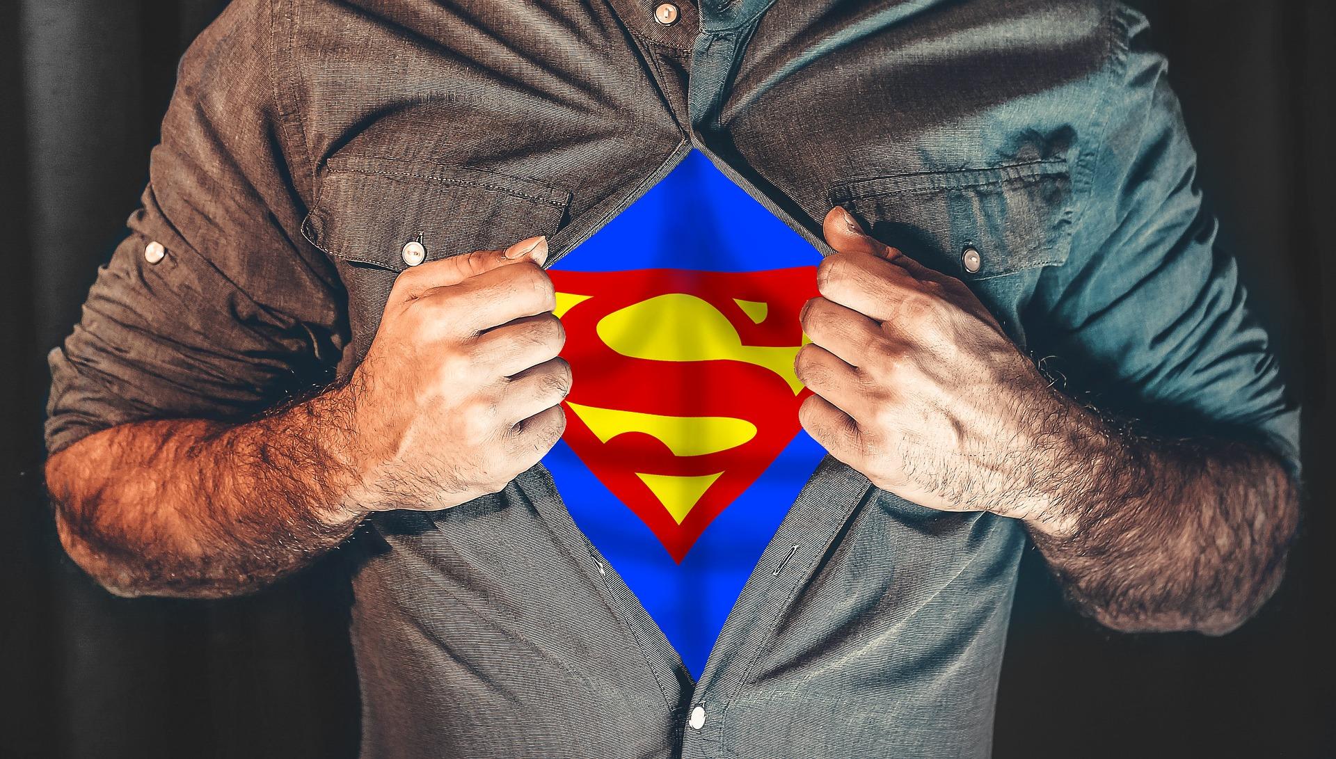 heures d'astreinte comme un super héros